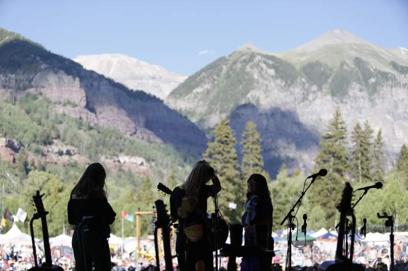 Telluride Bluegrass Festival 2020.Colorado Music Festivals Concerts Planet Bluegrass