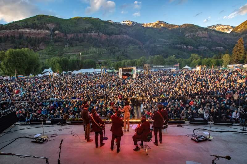 Telluride Bluegrass Festival 2020.47th Annual Telluride Bluegrass Festival Planet Bluegrass