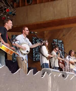 Greensky Bluegrass at TBF 2009