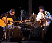 Adam Aijala & Ben Kaufmann (photo: Russell Bramlett)