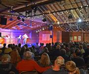 Wildflower Pavilion stage