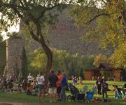 Planet Bluegrass Ranch in September
