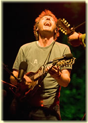 Sam Bush at RockyGrass