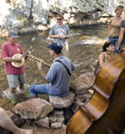 Academy jam in the St. Vrain River [photo: Benko Photographics]
