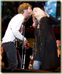 Sam Bush & Emmylou Harris