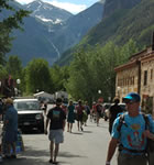 Festivarians arrive in Telluride