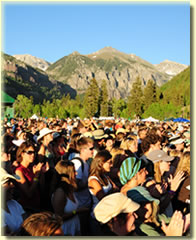 Festivarians in Telluride