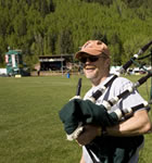 Telluride bagpiper [photo: Benko Photographics]