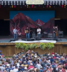 YMSB at Telluride Bluegrass