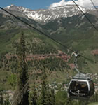 Mountain Village gondola