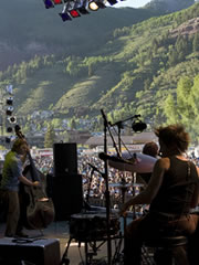 Ani DiFranco Band at Telluride