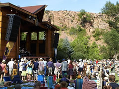 RockyGrass stage (photo: Benko Photographics)