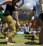 Telluride festivarians (photo: Tory Williams)