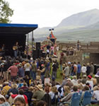 FirstGrass Concert in Mountain Village