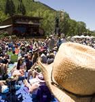 Telluride Bluegrass festivarian's perspective
