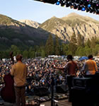 Mumford & Sons at Telluride Bluegrass (photo: Benko Photographics)