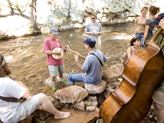 Academy jam in the St. Vrain River (photo: Benko Photographics)