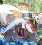 Camping at Folks Fest (photo: Benko Photographics)