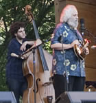 David Grisman Bluegrass Experience at 2011 RockyGrass (photo: Benko Photographics)