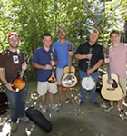 RockyGrass instrument contest winners (photo: Benko Photographics)