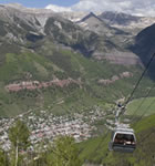 Gondola to Mountain Village (photo: Benko Photographics)