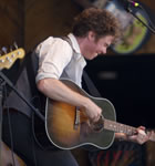 Josh Ritter returns to the Folks Festival (photo: Benko Photographics)