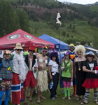 Festivarians at Telluride Bluegrass (photo: Benko Photographics)