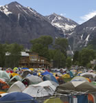 Telluride High School Campground (photo: Benko Photographics)