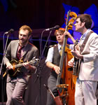 Punch Brothers at Telluride Bluegrass winners (photo: Benko Photographics)