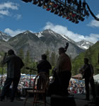 Tim O'Brien Band at Telluride Bluegrass (photo: Benko Photographics)