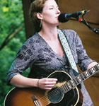 Kathleen Edwards at 2006 Folks Festival (photo: Benko Photographics)