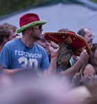 Kinfolk at Planet Bluegrass (photo: Benko Photographics)
