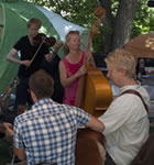 Planet Bluegrass campground in Lyons (photo: Benko Photographics)