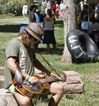 RockyGrass festivarian (photo: Benko Photographics)