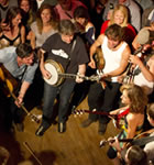 Epic jam at the Sheridan Opera House (photo: Benko Photographics)