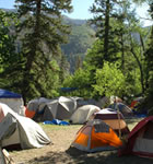 Telluride campground