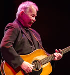 John Prine at 2010 Folks Fest (photo: Benko Photographics)