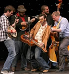 The Hillbenders play the Wildflower Pavilion on April 5