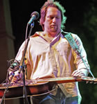 Jerry Douglas at RockyGrass (photo: Benko Photographics)