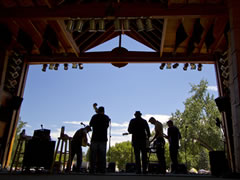 View from the RockyGrass stage  (photo: Benko Photographics)