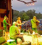 Sam Bush Bluegrass Band at RockyGrass (photo: Benko Photographics)
