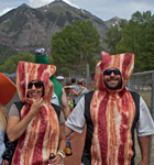 Bacon-loving Telluride Festivarians (photo: Benko Photographics)
