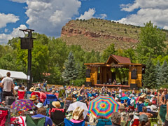 Planet Bluegrass Ranch in Lyons, CO (photo: Benko Photographics)