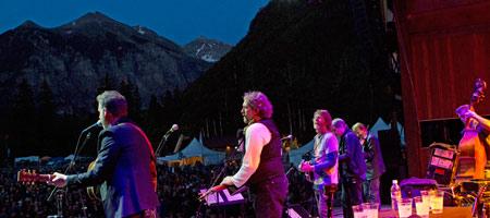Telluride House Band (photo: Benko Photographics)