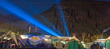 Camping at Telluride Bluegrass (photo: Benko Photographics)