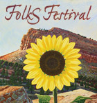 Folks Festival artwork by Diane Dandeneau