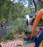 Onsite campground at RockyGrass (photo: Benko Photographics)