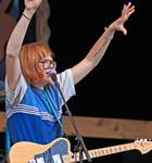Brett Dennen at the 2012 Telluride Bluegrass  (photo: Benko Photographics)