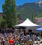 Elks Park in Telluride (photo: Benko Photographics)
