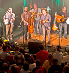 Yonder Mtn String Band at the Sheridan Opera House (photo: Benko Photographics)